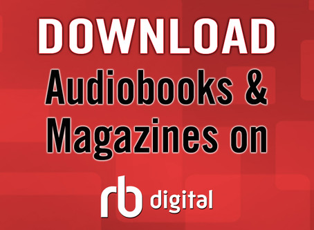 Launching RB Digital Unlimited Audio downloads.