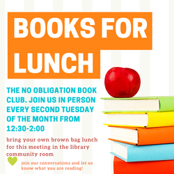 books for lunch in person