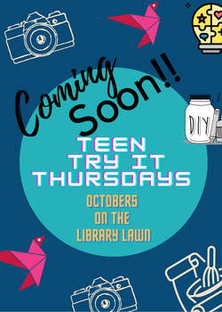 Teens Try This Thursday
