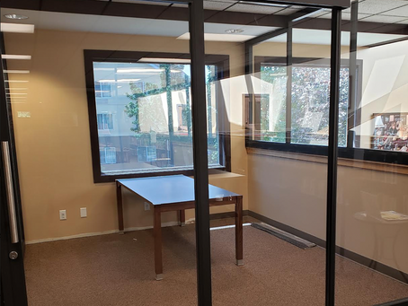 Two new rooms magically appear at the Library