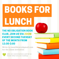 books for lunch new
