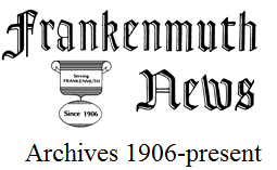 frankenmuth news