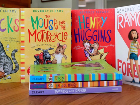 Listen as Beverly Cleary answers questions people most wanted to ask