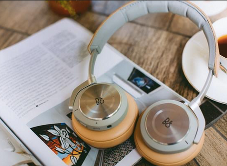 "Like ""a bookclub in your ears,"" Podcasts help build reading lists."
