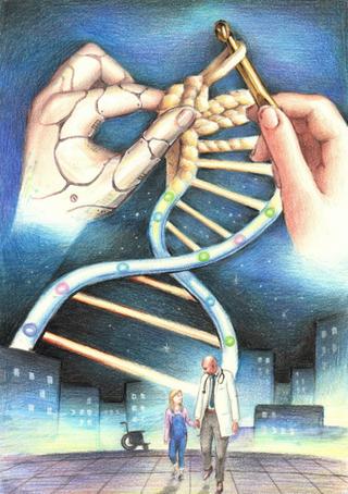 Dream (2020, 8x12, Colored Pencil)