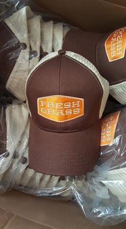 Fresh Grass hats