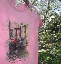A perfect spring design for _norman_rockwell_museum