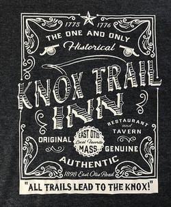 Gorgeous vintage design by _kjamanti for the Knox Trail Inn