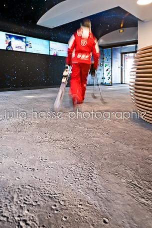 Excursion sur la lune!