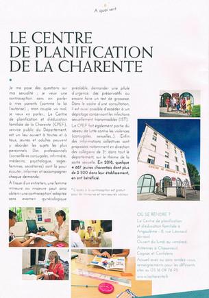 Article Charente Mag Octobre 2019