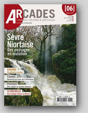 Article dans ARCADES en Poitou-Charentes #6