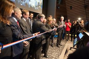 Inauguration Enjmin Angoulême