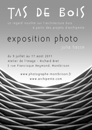 Exposition TAS DE BOIS