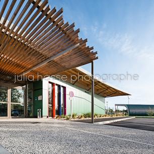 Le nouveau Centre de Loisirs à Jarnac