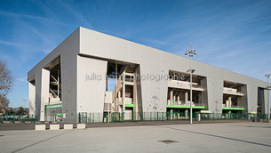 Shooting Stade Geoffroy Guichard à St Etienne