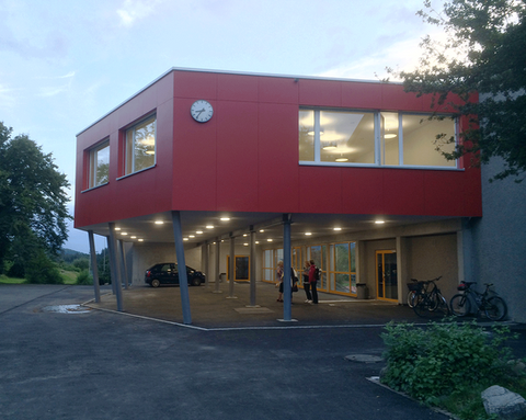 Schulhaus Aemmert