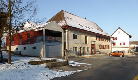Umbau Bauernhaus Landstrasse