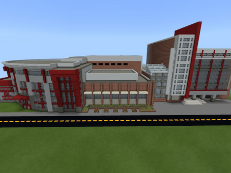 Why I'm Recreating Temple University in Minecraft