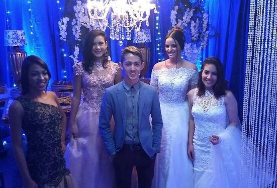 Desfile Leo Xavier 2017 Olinda|PE Vestidos de noiva/ moda festa/ vestidos de festa