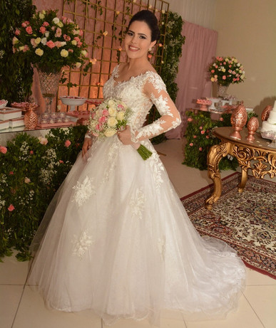 Noiva Vanessa by Leo Xavier