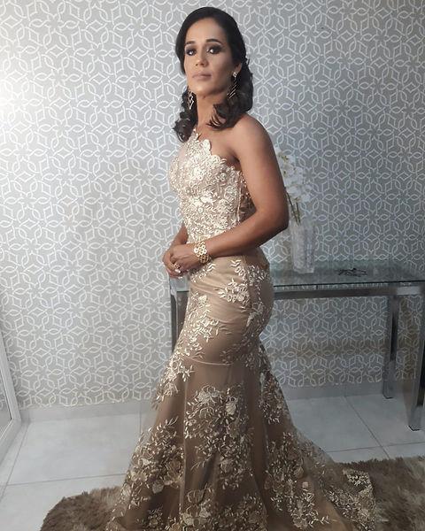 vestido de festa/ dourado/ nude/ madrinhas de casamento/ evento/ alta costura/ dress/ atelier leo xavier