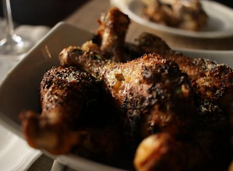 Roasted Chicken Drumsticks recipe