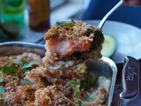 How to make a Shrimp casserole