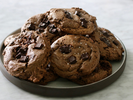 Double Chocolate Chip Protein Cookie Recipe