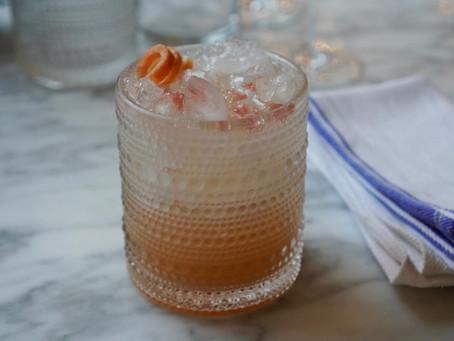 Grapefruit Tequila Mojito Recipe
