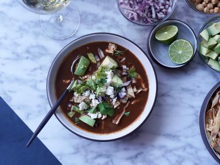 Actual Mexican Tortilla Soup Recipe