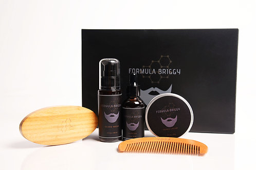 FORMULA BRIGGY BEARD GROOMING KIT