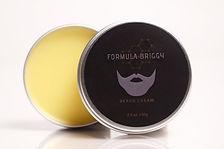 Formula Briggy Beard Balm. Citrus Aroma and goes for $15