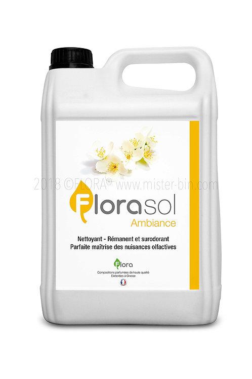 Détergent Désinfectant Surodorant FLORASOL Parfum AMBIANCE