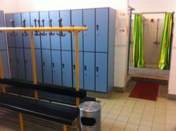 nettoyage entretien vestiaires