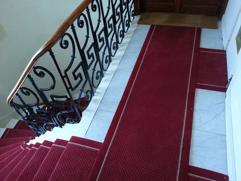 nettoyage entretien escaliers