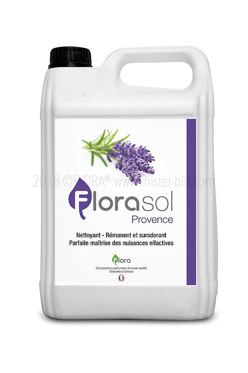 Détergent Désinfectant Surodorant FLORASOL PROVENCE