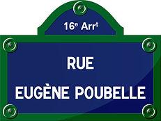 Origine du mot poubelle et tri sélectif par le Préfet Eugène Poubelle