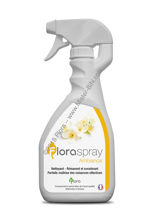 Surodorant FLORASPRAY Parfum AMBIANCE