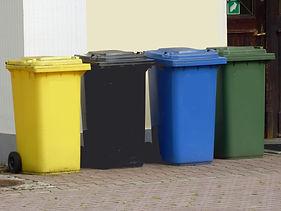 Binway anti odeurs économique pour poubelle ou de conteneur container à ordures ménagères