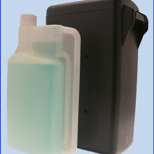 Kit désinfectant hygiène anti odeurs pour conteneur poubelle
