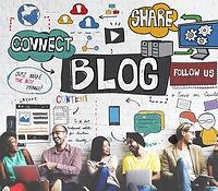 Blog Social Media Networking Content Blo