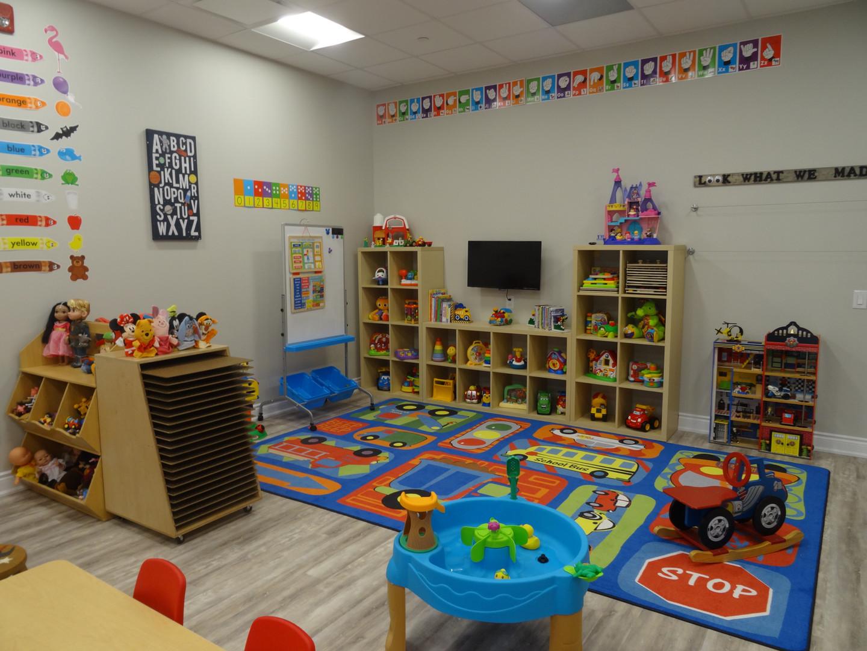 Jr. Toddler Room