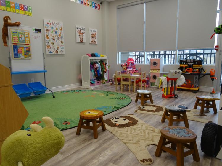 Sr. Toddler Room