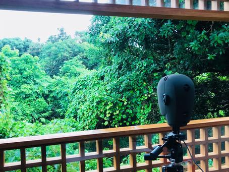 「ISLANDS RAIN」ESCAPE VILLAで宮古島のスコールを、音で愉しむ贅沢。