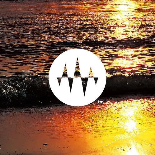 Sunset Side 01.Mellow Beach Wave 1 メロービーチの波1「優しさに包まれる」