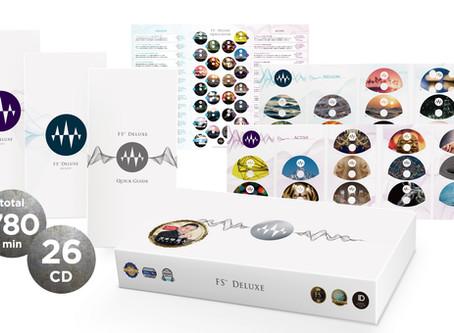FS™ DELUXE CD BOX は初回販売分は完売御礼!再販を望む声も多いが、果たしてその可能性は?