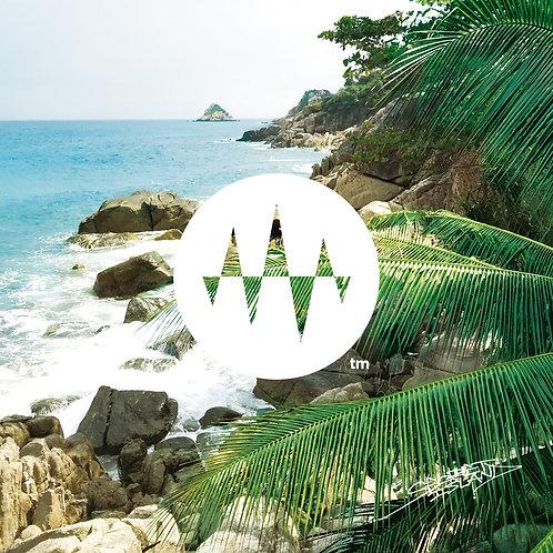 Sunrise Side 09.Blue Beach Hill ブルービーチの丘「未来の想像」