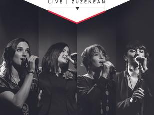 IZARRAK : Nouvel album et concert de présentation