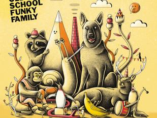 Old School Funky Family : Nouvel album
