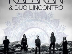 Kalakan & le Duo l'Incontro 26/07/2017